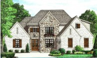 Plan 27-51A Elevation B
